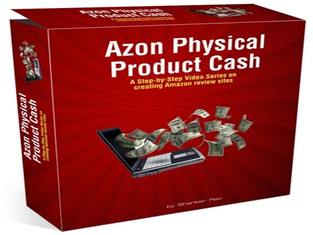 Amazon Physical Product Cash