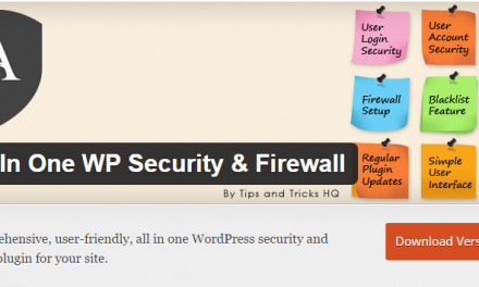 Securing Your WordPress Site with All In One WP Security