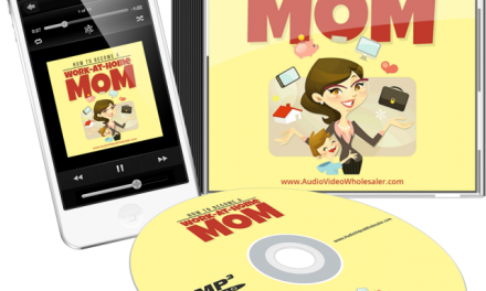 How to Become a Work at Home Mom – Audio Book
