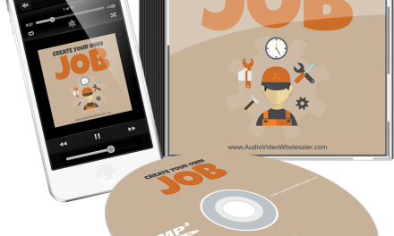 Create Your Own Job – How to Freelance Audio Book
