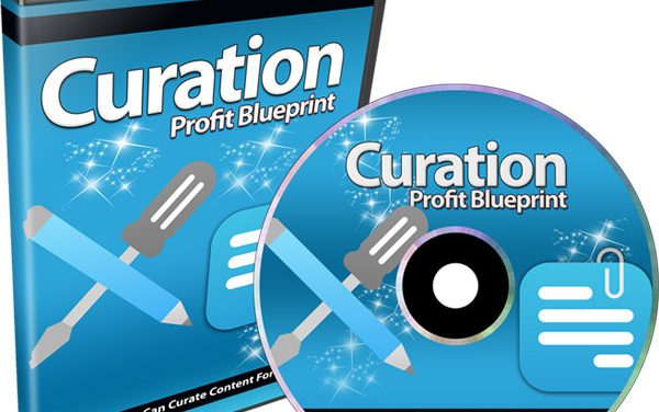 Curation Profit Blueprint
