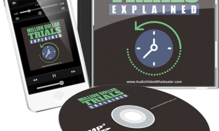 You Just Pay Shipping – Million Dollar Trials Explained – Audio Book