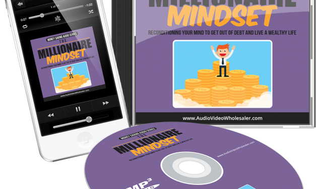Millionaire Money Mindset Mastery Audio Book Download