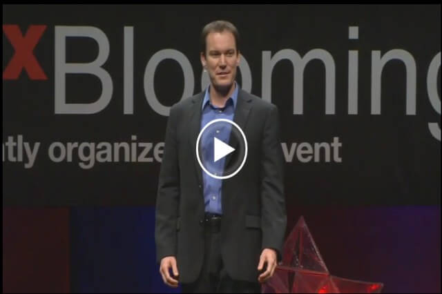 Shawn Achor: The happy secret to better work, Ted Talk