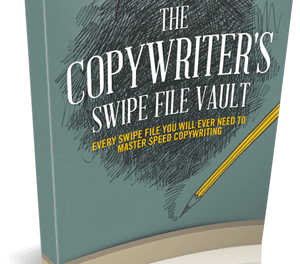 The Copywriters Swipe File Vault (E-Book)